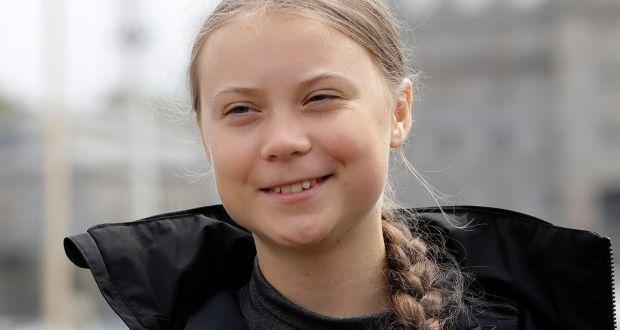 BUZZ STORY … de la militante Greta Thunberg