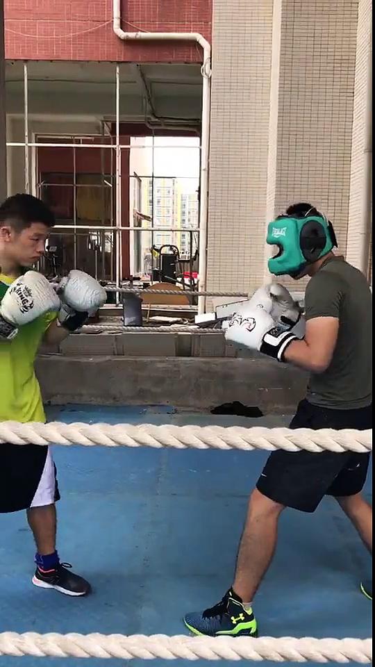 SPORT : Théorie VS pratique quand on fait de la boxe
