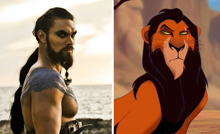 Scar From Lion King