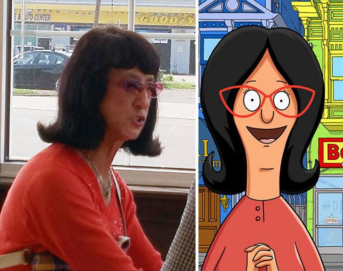 Linda Belcher From Bob's Burgers