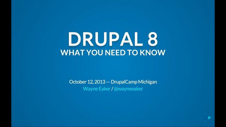 DRUPAL : l'outil de création de sites web qui monte qui monte !