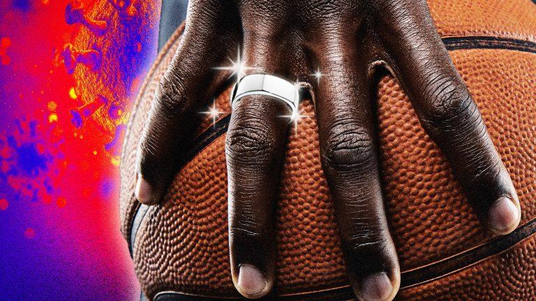 NBA RING : La NBA va se protéger du Coronavirus avec une bague