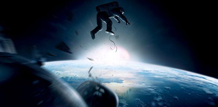 CINE : top 5 des films réalistes sur l'espace