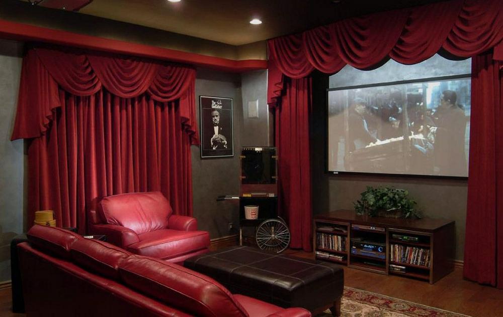 acoustic home cinema