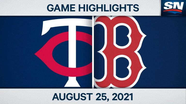 Faits saillants : Twins 9, Red Sox 6