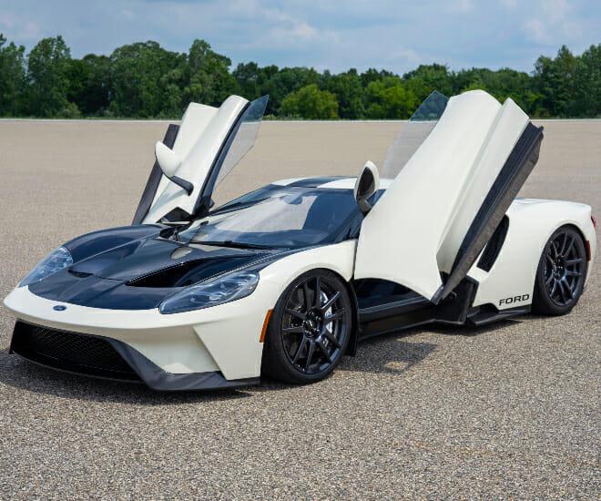 Pleins feux sur les supercars 2022: Lamborghini, Ford et Acura