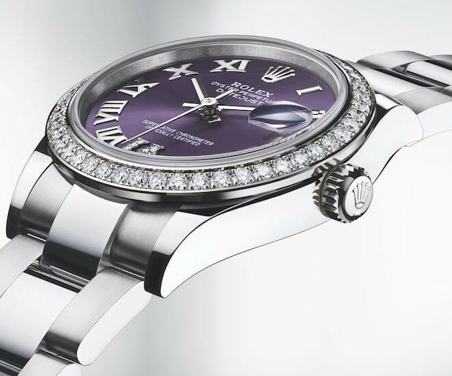 Rolex Oyster Perpetual et Oyster Perpetual Datejust : des compagnons de poignet élégants pour les mamans modernes