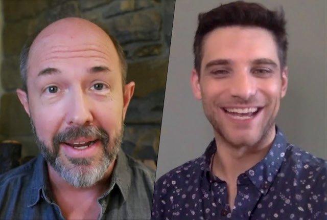 Eric Lange et Jeff Ward discutent de leur destin dans la toute nouvelle saveur de cerise de Netflix