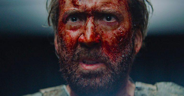 Vous voulez votre propre masque Nicolas Cage ?