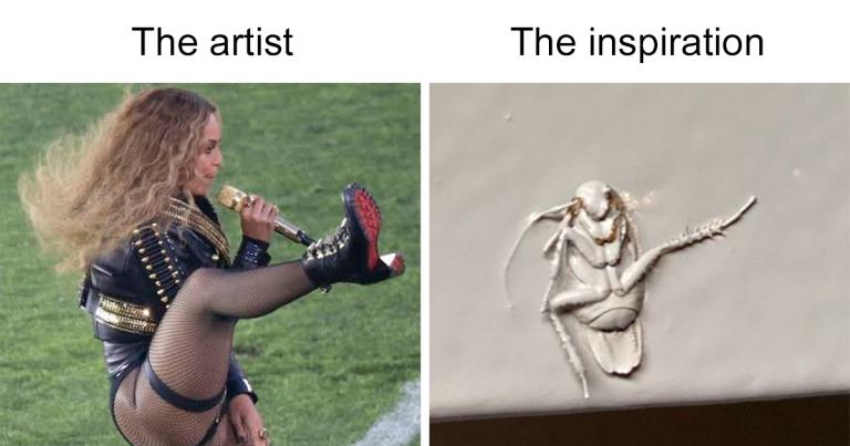 Une femme texane partage comment son propriétaire a peint sur un cafard et Internet réagit avec ces 30 mèmes et blagues