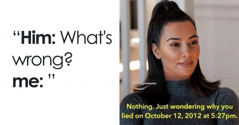 Ce compte Instagram publie des mèmes pour les filles et les femmes, et ils sont si pertinents (67 photos)