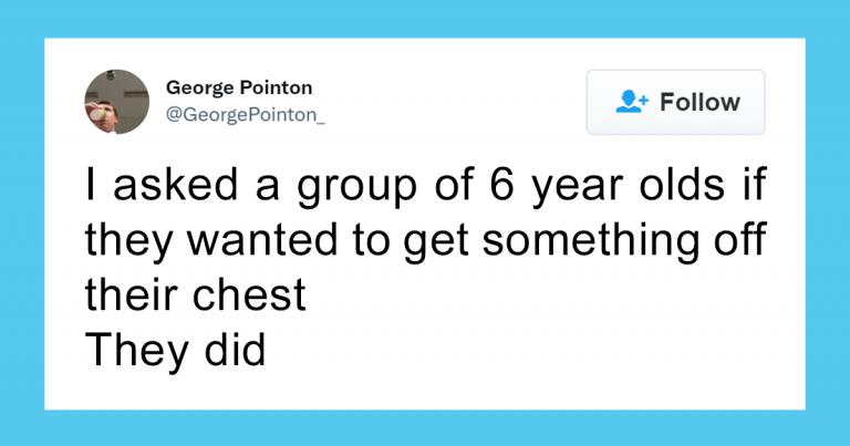L'enseignant a demandé à ses élèves de première année s'ils voulaient se débarrasser de quelque chose et a donné une analyse hilarante des réponses sur Twitter